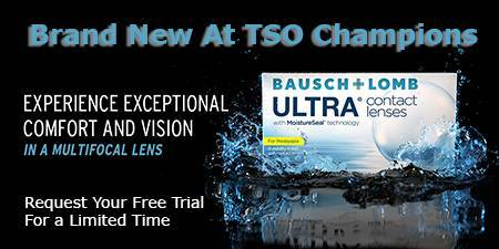 Bausch + Lomb Ultra Contact Lenses for Presbyopia in Houston, TX