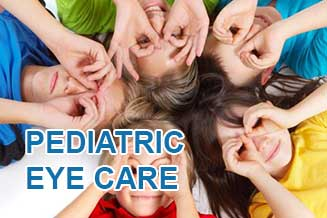 pediatric eye doctor houston tx
